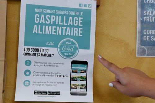 Lutte contre le gaspillage alimentaire : des paniers repas de la ville de Toulouse sur l'application Too Good to Go