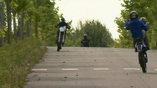 Amiens : de plus en plus de rodéos urbains
