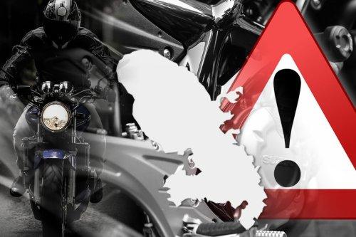 Un jeune motard meurt sur la route de Régale à Rivière-Pilote - Martinique la 1ère