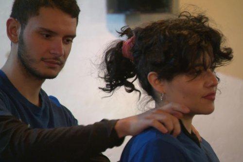 Marseille : massage au coin de la rue, une tendance qui se développe