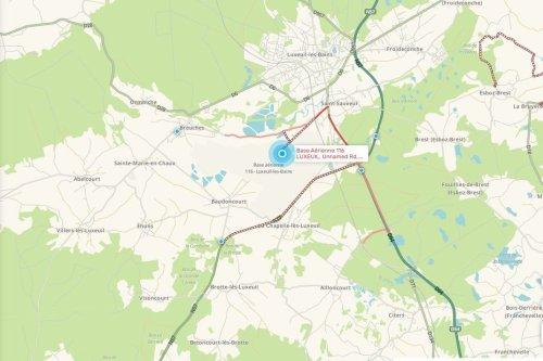 Luxeuil-les-Bains : le meeting aérien de la base 116 provoque des bouchons sur la RN57, la D6 et la D64