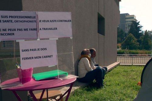 Covid 19 : une orthophoniste en grève de la faim à Lyon, non vaccinée pour raison médicale elle ne peut pas travailler