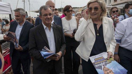 Résultats des élections régionales en Paca : Thierry Mariani (RN) et Renaud Muselier (LR) au coude-à-coude, selon notre estimation Ipsos/Sopra Steria