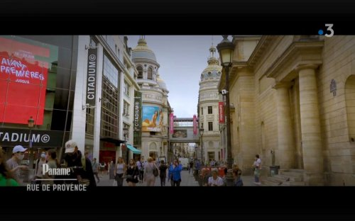 Paname autour de la rue de Provence - France 3 Paris Ile-de-France