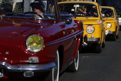Nantes : Traversée attendue de véhicules anciens dimanche 26 septembre