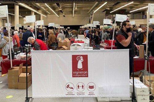 Au Salon des vignerons indépendants à Dijon, on ne connaît pas la crise !