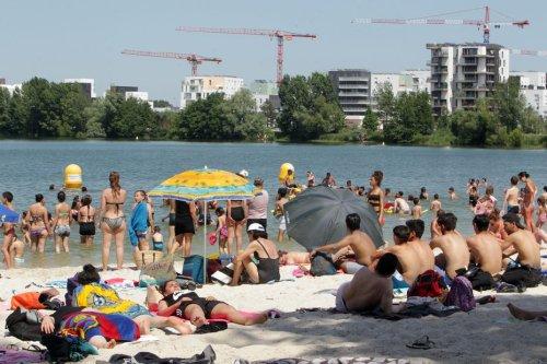 Baignade interdite sur la plage de Bordeaux-Lac après la contamination au Covid-19 de l'équipe de surveillance