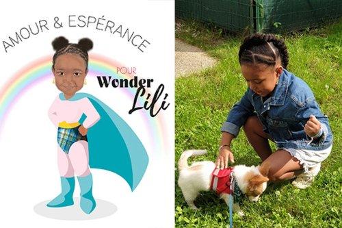 Le combat d'Aurélie pour sa fille Amélie atteinte d'un cancer très rare - Guadeloupe la 1ère