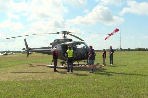 Île d'Oléron : pour réduire les nuisances sonores, la fin des vols en hélicoptère