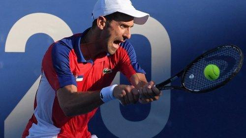 JO 2021 - Tennis : pas de médaille en simple pour Novak Djokovic, battu en petite finale par Pablo Carreno Busta