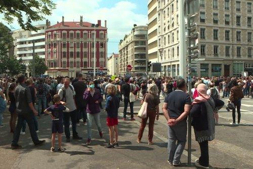 Anti Pass Sanitaire : manifestation interdite sur la Presqu'île de Lyon