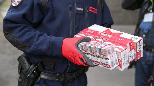 Contrebande : un réseau international de vente de cigarettes démantelé, des interpellations au Mans et en Belgique