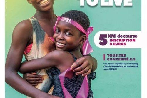 """La première édition de """"Run to live"""" se déroule le 31 octobre - Mayotte la 1ère"""
