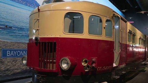 Journées du patrimoine : à la découverte du plus grand musée ferroviaire d'Europe à Mulhouse