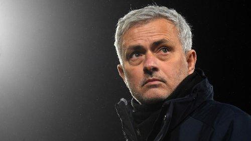 Angleterre : le fiasco José Mourinho à Tottenham en quelques chiffres