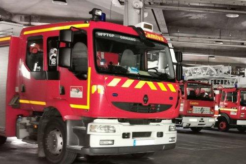 Dordogne : un homme grièvement blessé dans l'incendie d'une maison