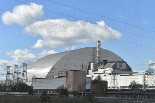 Tchernobyl suscite encore l'inquiétude : l'alliage de nickel de la SLN enrichit l'acier inox qui confine la radioactivité - Nouvelle-Calédonie la 1ère