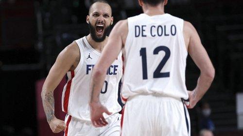 JO de Tokyo : la France élimine la Slovénie et rejoint les États-Unis en finale