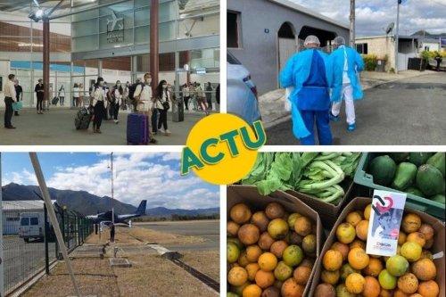Renforts sanitaires, soins palliatifs, évasans et solidarité : l'actu à la 1 du dimanche 26 septembre - Nouvelle-Calédonie la 1ère