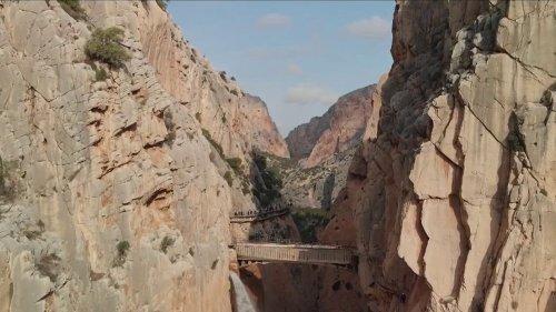 Espagne : une randonnée de l'extrême en Andalousie