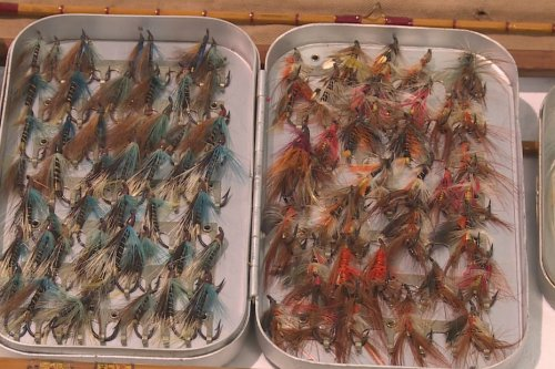 Salon des collectionneurs à Nouméa : portrait d'un passionné de pêche à la mouche - Nouvelle-Calédonie la 1ère