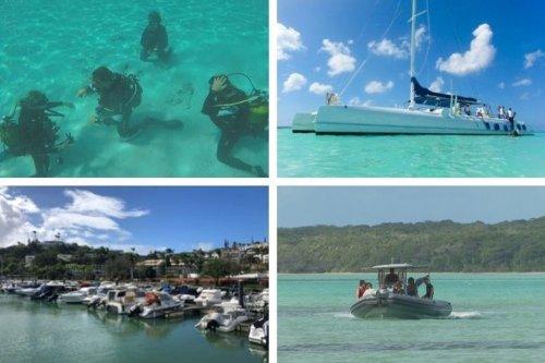 Confinement : les professionnels des activités nautiques face aux restrictions - Nouvelle-Calédonie la 1ère