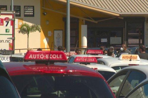 Permis de conduire : les auto-écoles calédoniennes veulent la reprise des examens - Nouvelle-Calédonie la 1ère