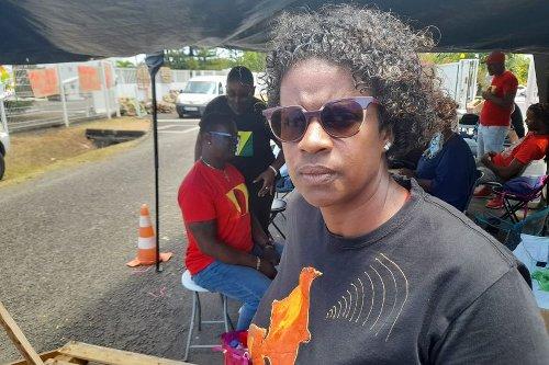 Maïté Hubert M'Toumo nouvelle secrétaire générale de l'Union Générale des Travailleurs Guadeloupéens - Guadeloupe la 1ère