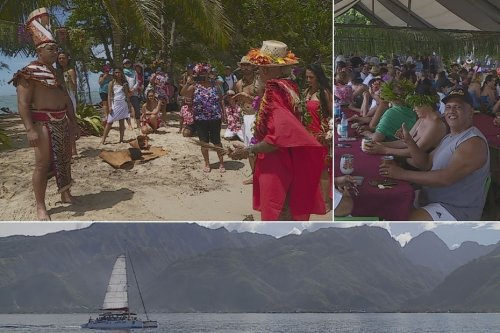 """Tere na tua"", balade au fil de l'eau - Polynésie la 1ère"