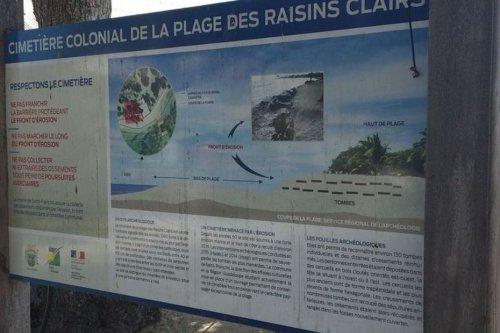 Erosion du littoral : le trait de côte recule un peu plus chaque année - Guadeloupe la 1ère