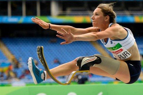 Handisport : Marie-Amélie Le Fur bat le record du monde de saut en longueur
