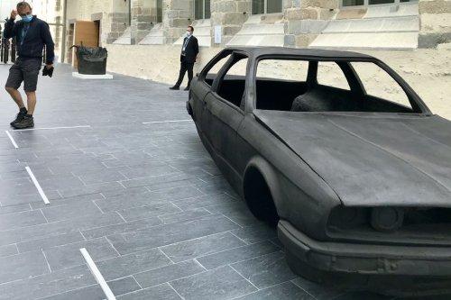 Art contemporain. «Fascinant», «étonnant», «impressionnant», les mots des premiers visiteurs de l'expo Pinault à Rennes