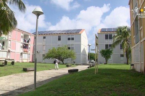 Logements sociaux : au Moule, les Barbadines goûtent à la réhabilitation - Guadeloupe la 1ère