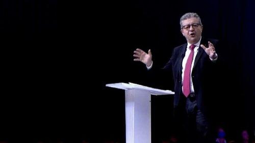 Présidentielle 2022 : Jean-Luc Mélenchon mobilise contre l'abstention à Reims