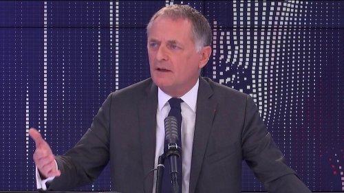 """VIDEO. Présidentielle 2022 : """"La droite a un avenir, il suffit qu'elle le veuille"""", estime Philippe Juvin"""