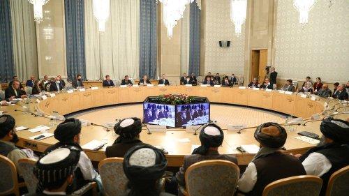 Afghanistan : des pourparlers à Moscou avec les talibans et sans les États-Unis