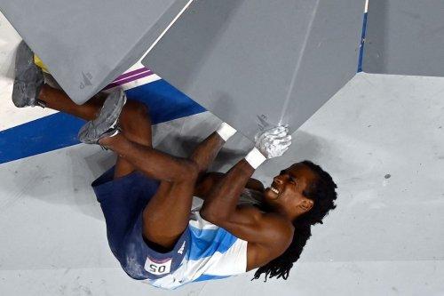 JO 2021 : l'Olympe était trop haute pour Mickael Mawem, cinquième du tournoi d'escalade - Outre-mer la 1ère