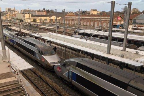 Grève à la SNCF ce week-end : votre TGV circulera-t-il ?