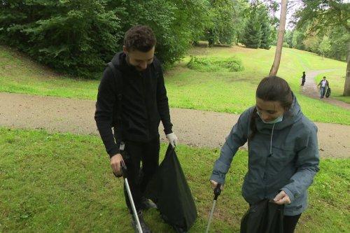 Limoges : succès pour la journée mondiale du nettoyage