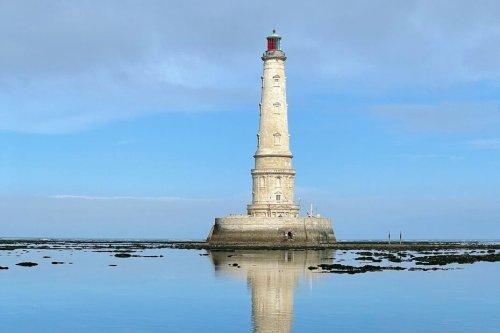 Estuaire de la Gironde : le phare de Cordouan sacré à l'Unesco