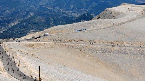 Tour de France 2021 : Le Mont Ventoux de retour, et plutôt deux fois qu'une