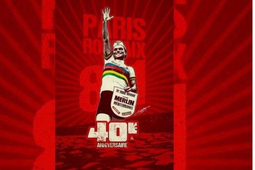 Lutte contre le cancer : 40 ans après la victoire d'Hinault sur Paris/Roubaix, une œuvre mise aux enchères