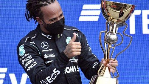 Formule 1 : ses circuits favoris, un pourcentage de victoires de plus de 35%... Retour sur les 100 succès de Lewis Hamilton en chiffres