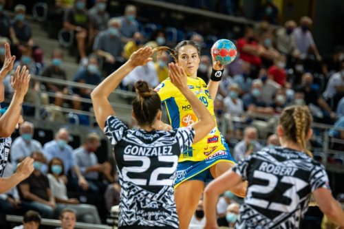 Handball: Metz affronte Besançon pour la dernière journée de la ligue féminine en direct sur France 3