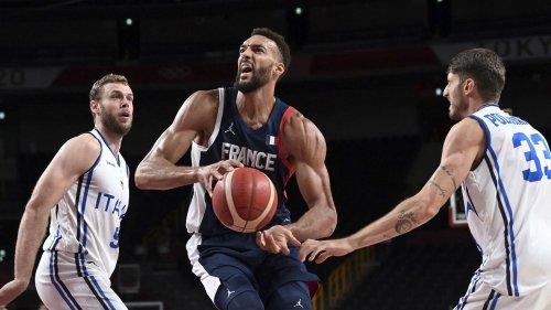 JO 2021 - Basket : les Bleus battent difficilement les Italiens et filent en demi-finales pour jouer la Slovénie de Doncic