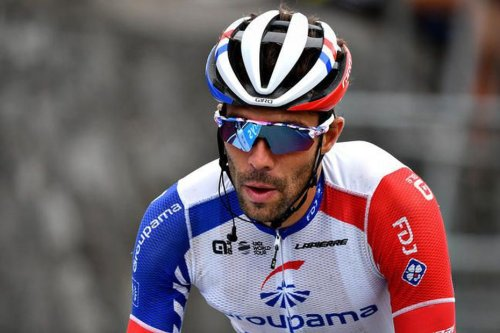 Cyclisme : le Franc-Comtois Thibaut Pinot renoncerait au Tour de France 2021