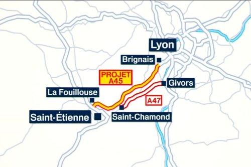 Loire : la fin du projet d'autoroute A45 relance le débat sur le développement de la Vallée du Gier