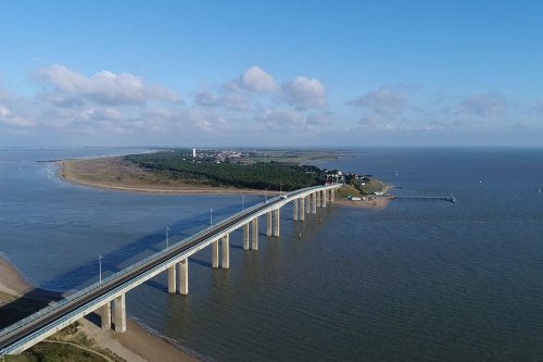 Noirmoutier : un homme se suicide en sautant du pont