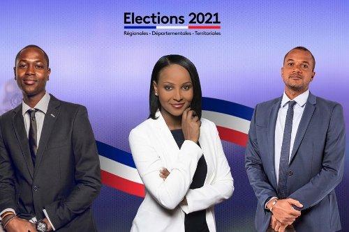 [Direct] Résultats des élections territoriales de Guyane - Guyane la 1ère