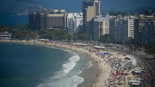 Brésil : levée de l'obligation du masque en extérieur à Rio de Janeiro